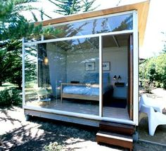Modular Dwellings MD 120 Prefab Home.