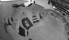 Skateboard / Louis Bousquet / Epicentre / Session Libre / Alternatif crew / DIY / skatepark