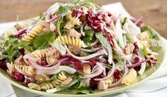 Tuna & White Bean Pasta Salad