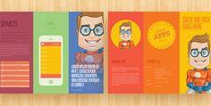 creative brochure - Google-søk