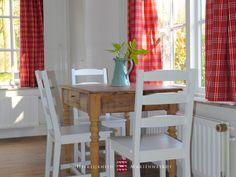 In de keuken van vakantiewoning Abtsbouwing op landgoed Heerlijkheid Mariènwaerdt www.marienwaerdt.nl