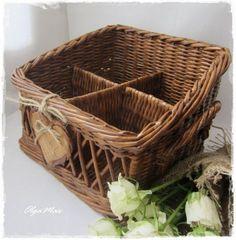 Поделка изделие Плетение Плетение из бумажной лозы Бумага газетная Трубочки бумажные фото 2