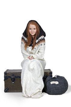 Icelandic Sweater Blanket