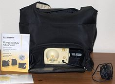 Medela Electric Breastpump  Pump In Style Advanced OntheGo Tote Set w Free Accessories >>> You can get more details by clicking on the image.