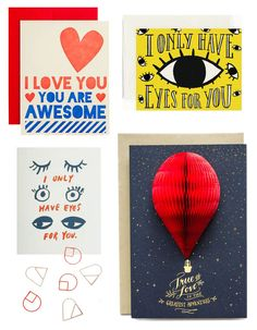 40 Valentine's Day Cards to Send to Loved Ones | Design*Sponge