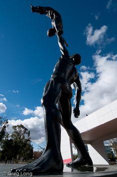 Australian Institute of Sport, Canberra ACT.