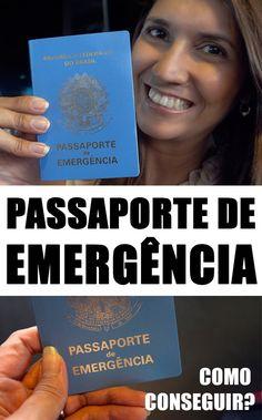 Como tirar um passaporte de emergência. Com a suspensão da emissão de passaportes pela Polícia Federal, esta pode ser uma solução caso você precise viajar. Veja como fazer e em quais casos é possível solicitar o passaporte de emergência.
