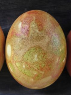 NAMI-NAMI: a food blog: Dyeing Easter Eggs with Onion Skins, Estonian style