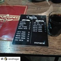 Maturnuwun Mas @randihegar Mari mampir-mampir lagi :) ..... #Repost @randihegar with @repostapp  Manual brew V60 Aceh Gayo by @kopiwaton good taste...