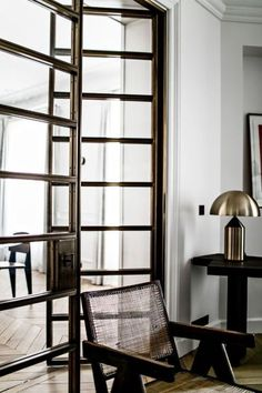 nicest-interiors:french doors