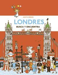"""Libros que hay que leer: """"Londres. Busca y encuentra"""" - Judith Drews"""