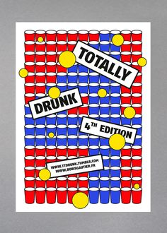 Totally Drunk 4 | Boris Gautier Something about this guy's simplicity and humour, beer pong!