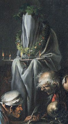 Salvator Rosa, 1644.