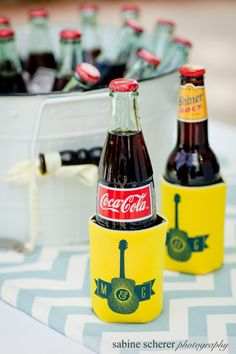 22 Best Koozies Images Wedding Koozies Gifts For