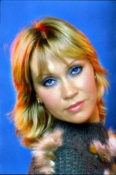"1982, Agnetha ""Under Attack"" sessions"