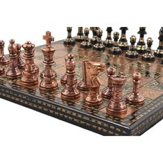 Here we have added some Exciting deal !! Take advantage of $15 OFF on Brass Metal Luxury Chess Set- FRENCH STAUNTON for limited time !! #chesspieces #playchess #art #boardgames #game #gameofchess #chesslovers #brass #chessman #worldchess #pawn #chessboards Brass Metal, Antique Copper, Luxury Chess Sets, Wood Chess Board, Chess Pieces, Craftsman, Hand Carved, Carving, Antiques