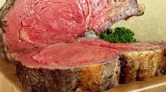 Hickory-Smoked Prime Rib recipe from @Traeger Grills
