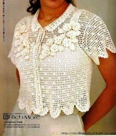 Pretta Crochet: Boleros!