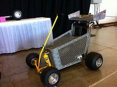Pedal Car Stroller - Quoteko.