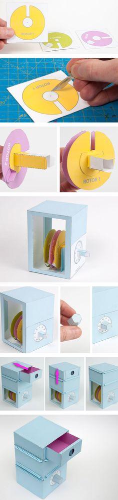 Fabriquez un coffre-fort en papier !  http://graphism.fr/fabriquez-coffre-fort-en-papier?utm_medium=twitter&utm_source=twitterfeed