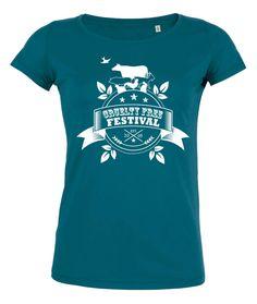 Cruelty Free Festival 2016 T-shirt Online Ticket Sales, Birds Online, Festival 2016, Cruelty Free, Mens Tops, T Shirt, Closet, Supreme T Shirt, Tee Shirt