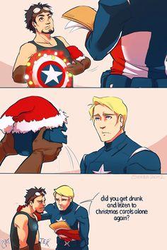 Awww, poor Tony.