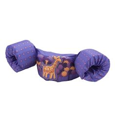 Stearns Deluxe Puddle Jumper Life Jacket - Giraffe - 30-50 lbs