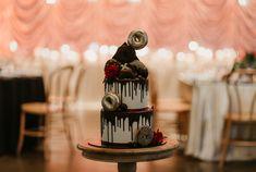 Real Wedding – Nikki + Scott - Wedding Cake