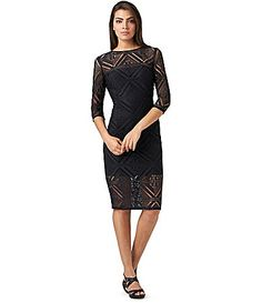 Available at Dillards.com #Dillards This dress would be so amazing ...