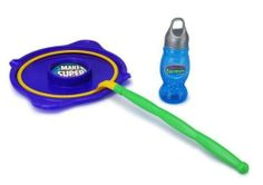 Gazillion Incredibubble Wand by Funrise Distribution Company. $12.99. Great fun for hours of outdoor time. The Gazillion Incredibubble Wand lets you make bubbles as big as you.. Simply pour the Gazillion solution into the tray, dip the wand into the solution and wave the wand to create enormous bubbles.. Includes a 16 oz. bottle of the Special Super Strength Blue Gazillion Bubble solution.. From the Manufacturer                The Gazillion Incredibubble Wand lets...