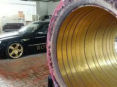 Vergoldungen für Privat und Industrie mit Hartvergoldung. ....#Tampongalvanik #stiftgalvanik #vergoldung #vergolden Gold Plating for Boot - Car - jet .....24 Karat plating by royal gold royalgold.biz Gold Plating, Jet, Gold Paint