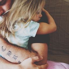 Endless bond between fathers and daughters are the sweetest