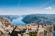 Noruega: veja as mais belas atrações naturais do país nórdico
