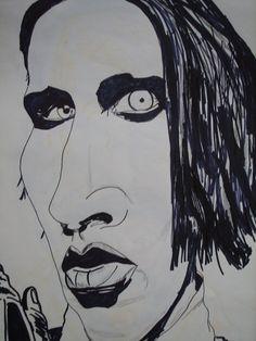 Marylin Manson Tuesday March 14th, 2017