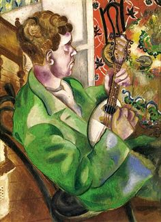 ♪ The Musical Arts ♪ music musician paintings - Marc Chagall