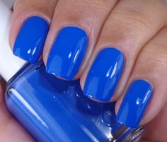 essie: Chills & Thrills (neon 2014)