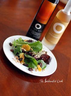 light, healthy salad