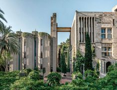 Ricardo Bofill   La Fabrica, Spain   Cathedral like transformation of a former industrial complex