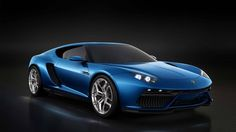 Could the mouth-watering Asterion be the Lamborghini hybrid which goes into production?