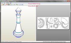 Genies Bottle Paper Craft Kit by The-FractalDjinn