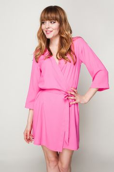 Carol is so soft and so tender! This elegant lightweight ladies dressing  gown is perfect 416659d3275
