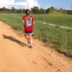 Clay road  10 mile run