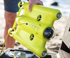 Submersible Underwater Drone