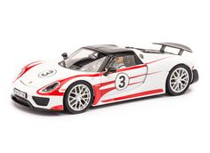 Carrera Digital 132 – Porsche 918 Spyder No.03 (30711) - Carrera Digital 132 – Porsche 918 Spyder No.03 (30711) #slotcar #porsche918 #carrera
