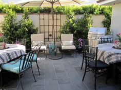 classic • casual • home: Outdoor Space Mini-Makeover