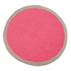 Tapis feutre Lumbini beige rose - My Little Bazar décoration pour chambre enfant Rose Beige, Decoration, Kids Rugs, Home Decor, Hobby Lobby Bedroom, Child Room, Felt, Carpet, Decor
