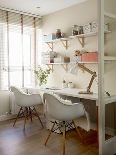Home Office – Home Decor Designs Decor, Home Office Design, Home Office Decor, House, Office Design, Home Decor, House Interior, Home Deco, Workspace Inspiration