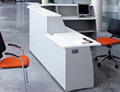 MOSTRADOR RECEPCION - Muebles de oficina en Valencia.