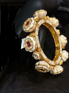 Kundan Jewellery available at AnkhJewels for booking WhatsApp on +919619291911.....