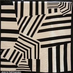 We're keeping it simple for summer at Quilt Inspiration and featuring a showcase of modern quilts. These original designs have a bold imp...